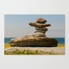 The Cairn Canvas Print
