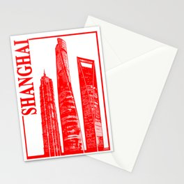 Shanghai Stationery Cards