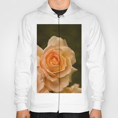 Dew Kissed Rose Floral Hoody
