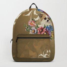 Cute Chihuahua Backpack