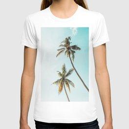 Palm Tree Beach Summer T-shirt