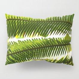 Palm frond Pillow Sham