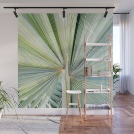 Fanned Palms Wall Mural