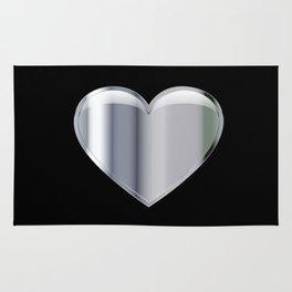 chrome heart Rug