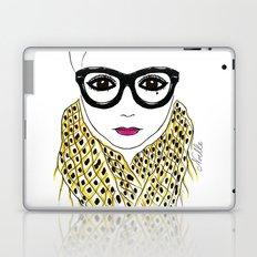 Alicia Frank Custom Laptop & iPad Skin