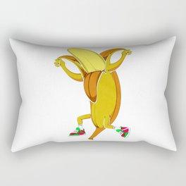 Banana Split Rectangular Pillow