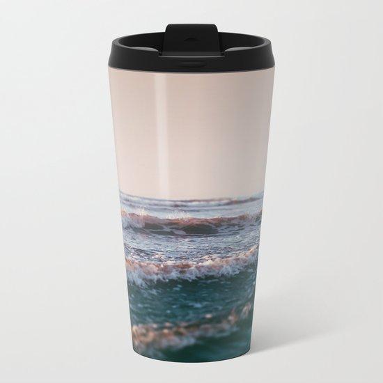 Pacific Lullaby Metal Travel Mug