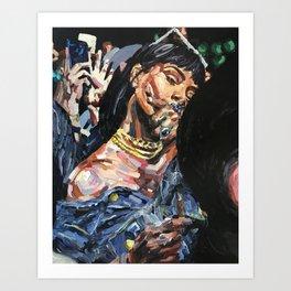 chella Art Print