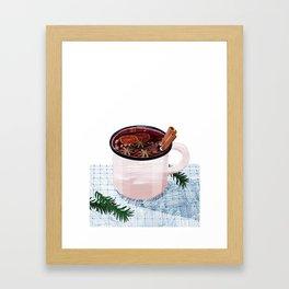 Mulled Wine Framed Art Print