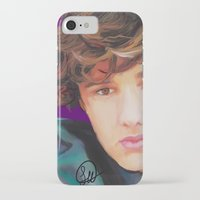 liam payne iPhone & iPod Cases featuring Liam Payne  by Tune In Apparel