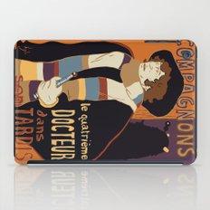Le Fourth Doctor iPad Case
