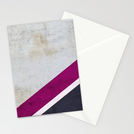Concrete Shadows Stationery Cards