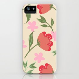Indian Garden iPhone Case