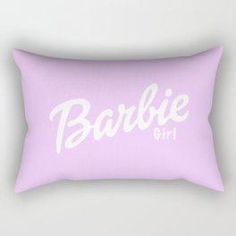 Barbie Rectangular Pillow