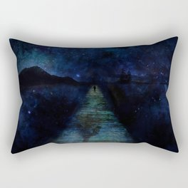 In Search Of Rectangular Pillow