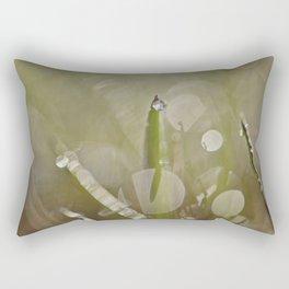 Dew Drop Rectangular Pillow