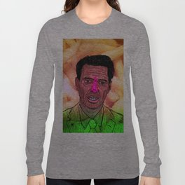 "The one and only Steven Vincent ""Steve"" Buscemi  Long Sleeve T-shirt"