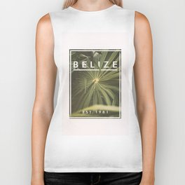 Belize Biker Tank