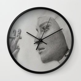Keira Knightley in Atonement Wall Clock