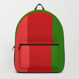 Christmas color chart Backpack