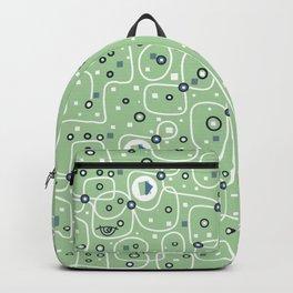 Seguridad [Mint] Backpack