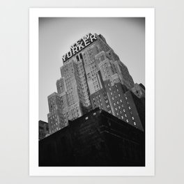 New York No. 2 Art Print