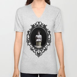The High Priestess #2 Unisex V-Neck