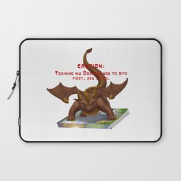 Zohar Bites Laptop Sleeve
