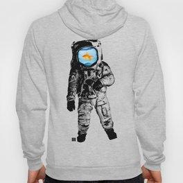 Goldfish Astronaut Hoody