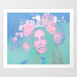 BLOMA Art Print