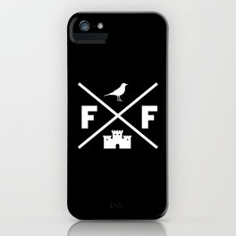 Flying Fortress (Experimental) iPhone Case