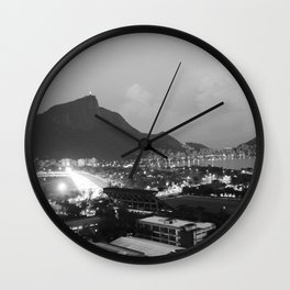 Corcovado Wall Clock