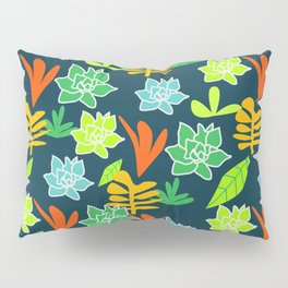 Cheerful plants Pillow Sham