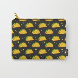 Yummy Taco Pattern Carry-All Pouch