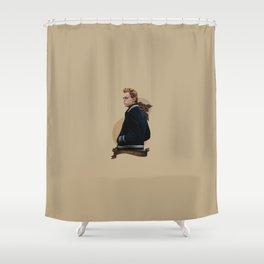 EVEN BECH NÆSHEIM Shower Curtain
