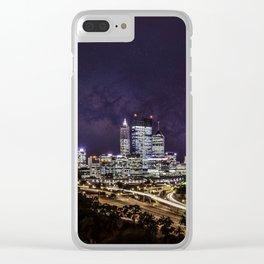 Perth Clear iPhone Case