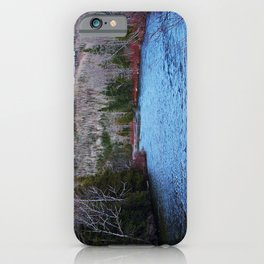 River in Nature iPhone Case