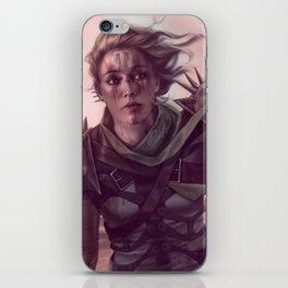Warrior Decapitation iPhone Skin