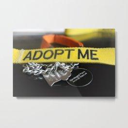 Adopt Me Metal Print