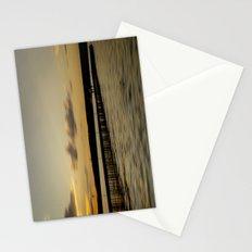 Pier walk Stationery Cards