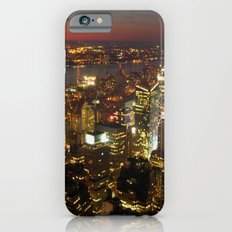 New York Empire State Night iPhone 6s Slim Case