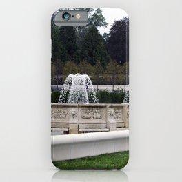 Longwood Gardens Autumn Series 418 iPhone Case