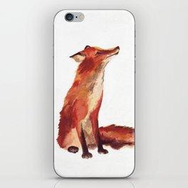 Mr. Fox Iphone Case iPhone Skin