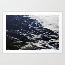 Earth XI Art Print