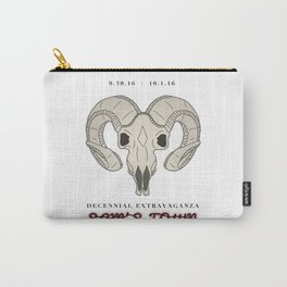 Sam's Town Decennial The Killers Carry-All Pouch