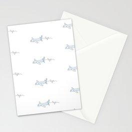 Juste s'évader Stationery Cards