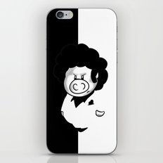 Hogface iPhone & iPod Skin