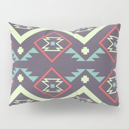 Tribal space Pillow Sham