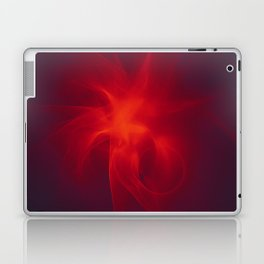 Flames Within Laptop & iPad Skin