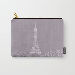 Paris by Friztin Carry-All Pouch